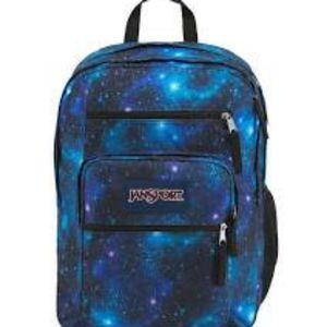 JanSport Big Student Backpack, Galaxy
